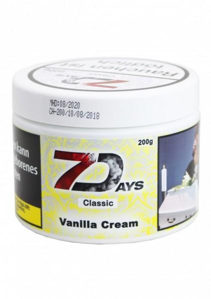 7Days - Vanilla Cream - 200g