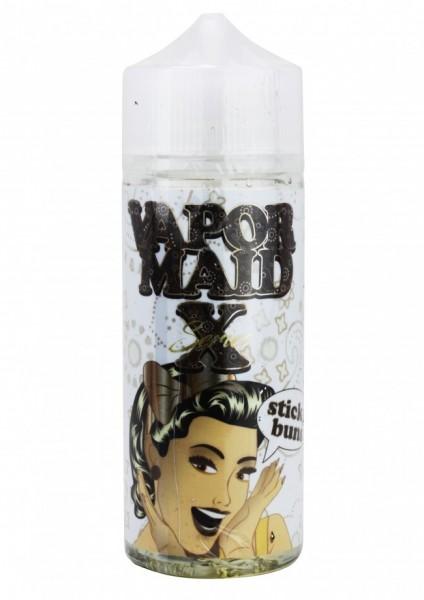 Vapor Maid - Sticky Buns - 100ml/0mg