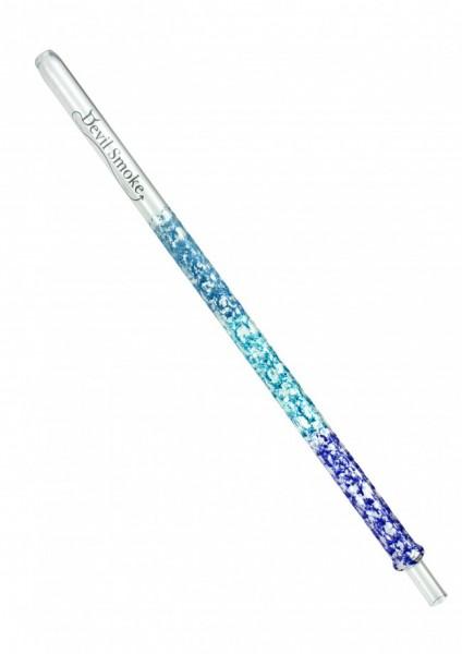Devil Smoke - Triple Leopard - blau/hellblau/neonblau