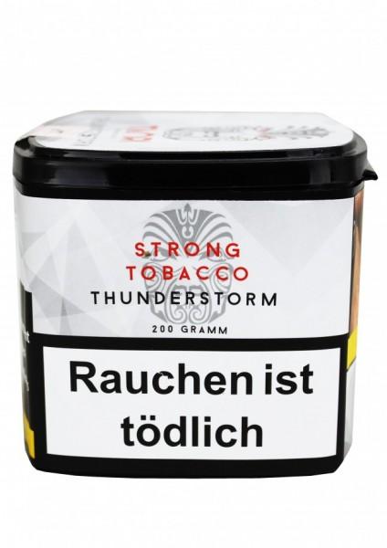 Taori Strong Tobacco - Thunderstorm - 200g