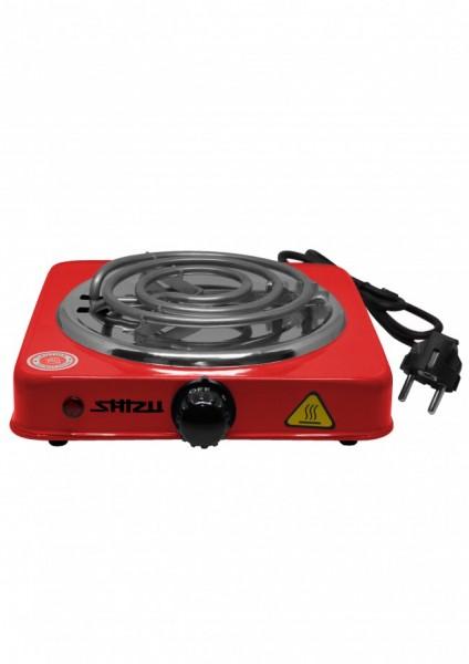 ShiZu - Kohleanzünder elektrisch - Red