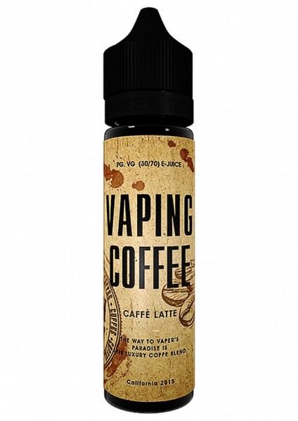 VoVan Liquid Coffe - Cafe Latte - 50ml/0mg