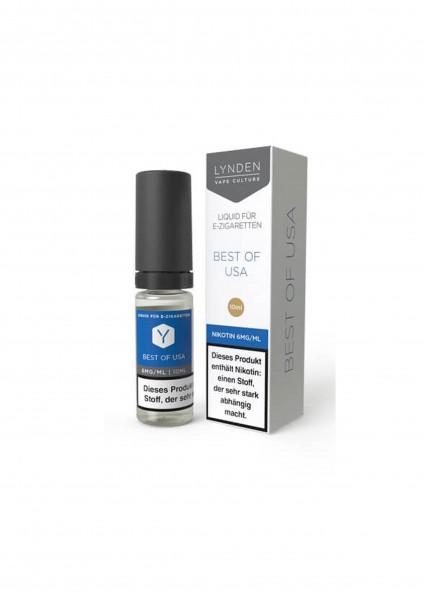 Lynden Liquid - Best of USA 12mg Nikotin - 10ml