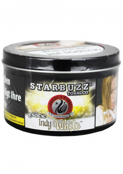 Starbuzz - Indy White - 200g
