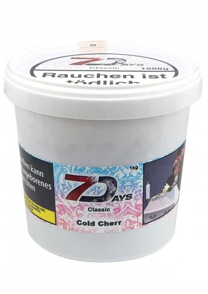 7Days Classic - Cold Cherr - 1kg