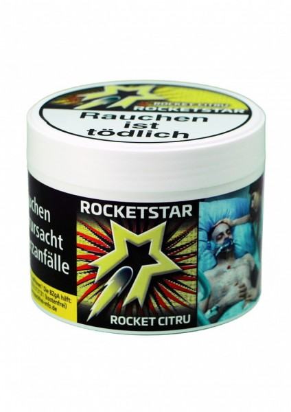 Rocketstar - Rocket Citru - 200g