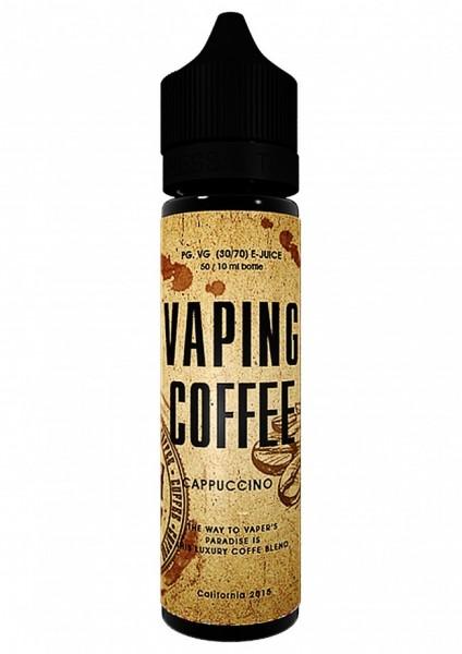 VoVan Liquid Coffe - Cappucino - 50ml/0mg