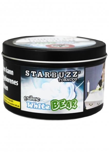 Starbuzz - White Bear - 200g