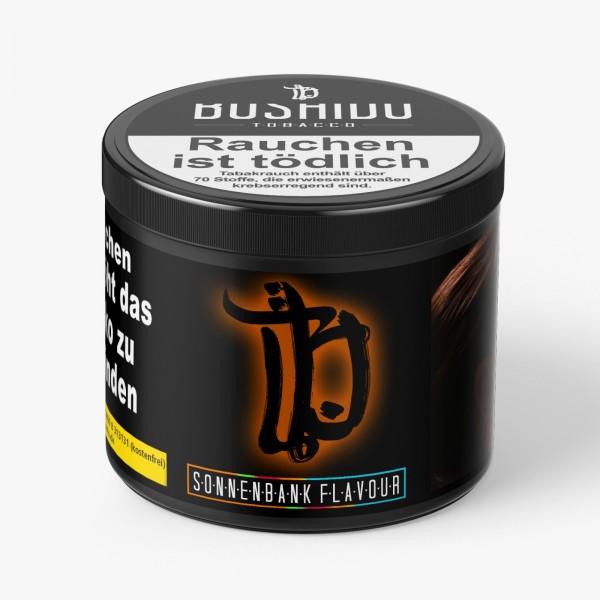 Bushido Tobacco - Sonnenbank Flavour - 200g