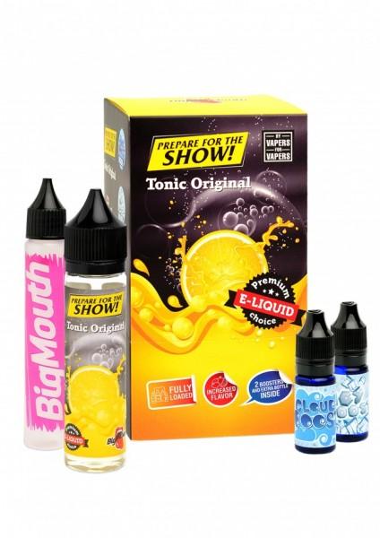 Big Mouth Liquid - Prepare for the show! : Tonic Original- 50ml/0mg