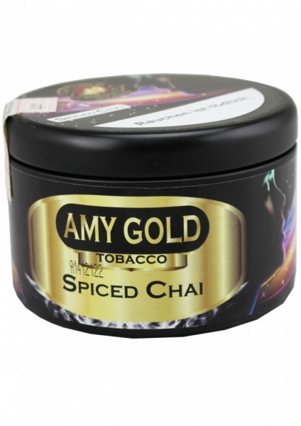 Amy Gold - Spiced Chai - 200g