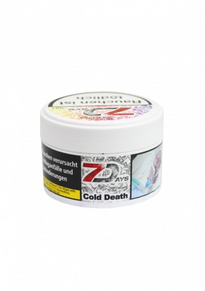 7Days Classic - Cold Death - 50g