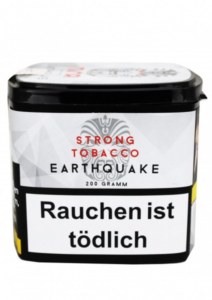 Taori Strong Tobacco - Earthquake - 200g