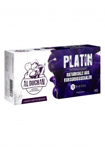 Al Duchan Platin - Kohle - 1Kg