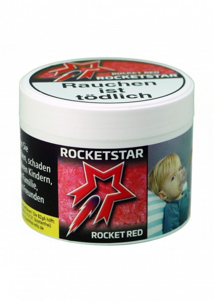 Rocketstar - Rocket Red - 200g