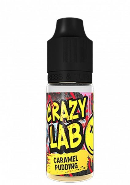 Crazy Lab Aroma - Caramel Pudding - 10ml