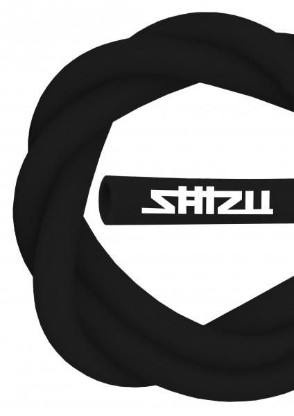 ShiZu Silikonschlauch - Matt - Black