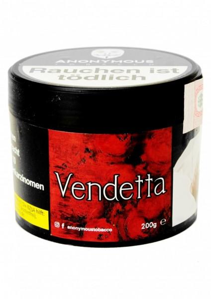 Anonymus - Vendetta - 200g
