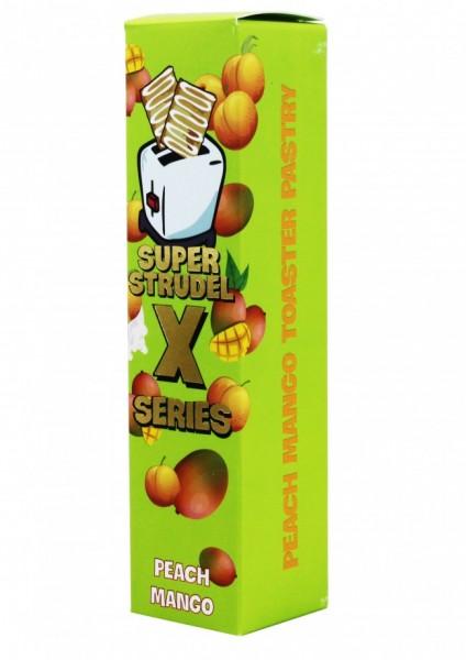 Super Strudel X - Mango Peach - 50ml/0mg