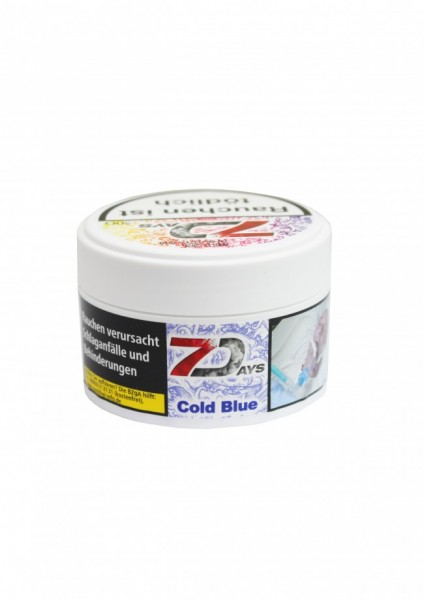 7Days Classic - Cold Blue - 50g