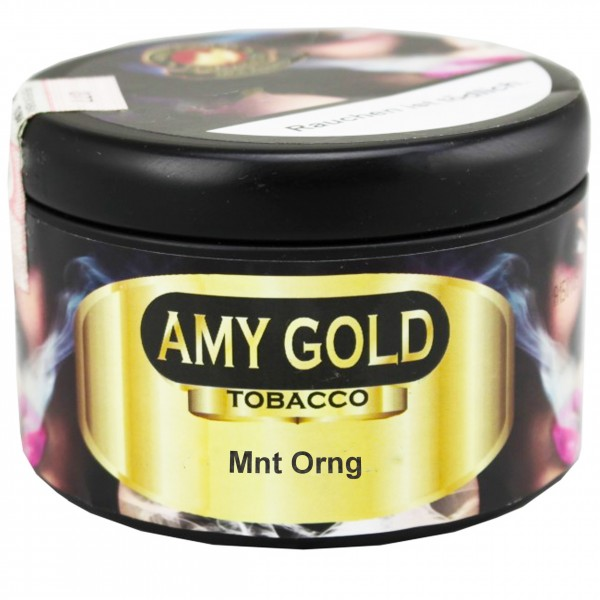 Amy Gold - Mnt & Orng - 200g