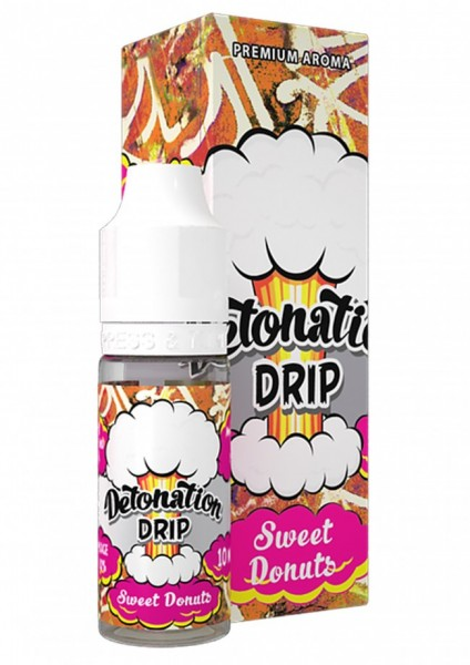 Detonation Drip Aroma - Sweet Donuts - 10ml