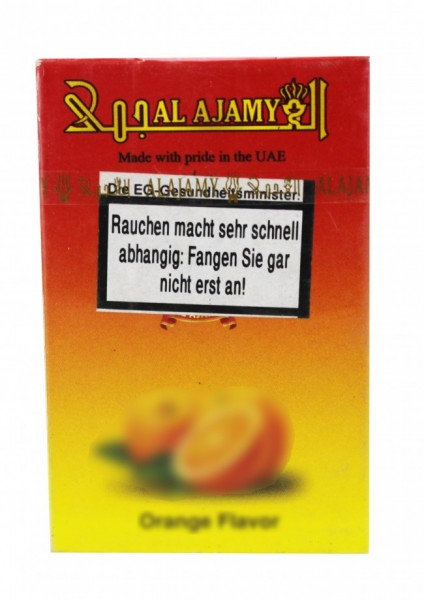 Al Ajamy - Orange-Flavor - 50g