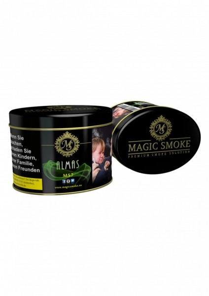 Magic Smoke - Almas MS7 - 200g