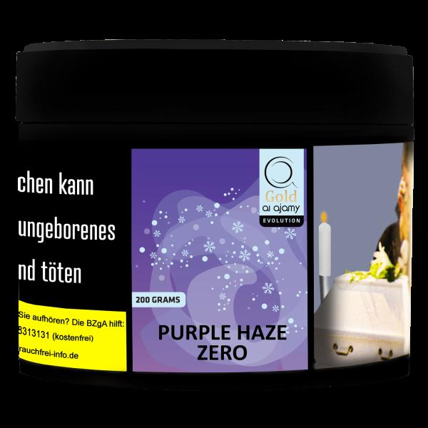 Al Ajamy Gold (2.0) - Purple Haze Zero - 200g