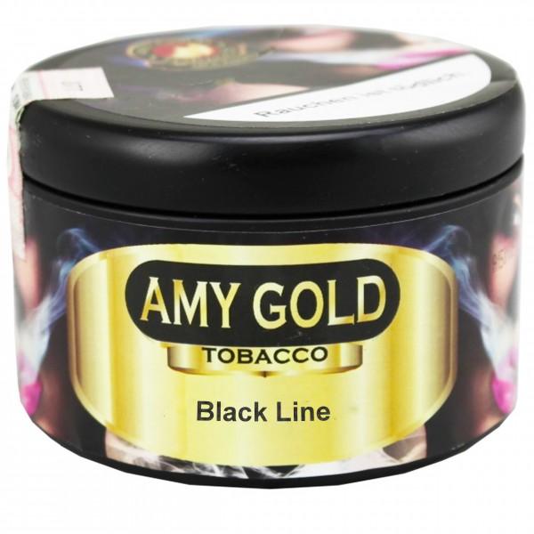 Amy Gold - Black Line - 200g