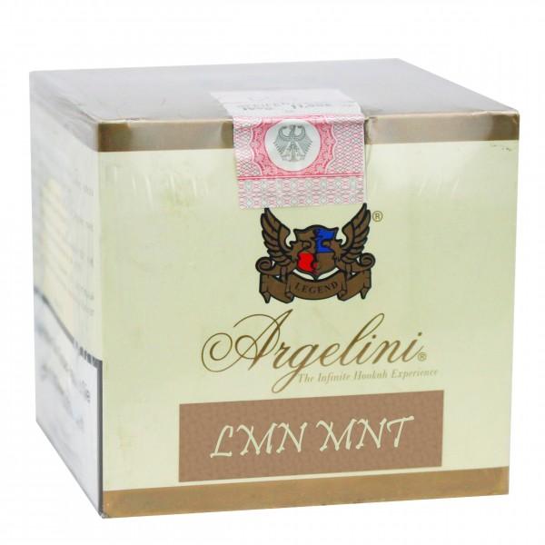 Argelini Tobacco - Lmn Mnt - 100g