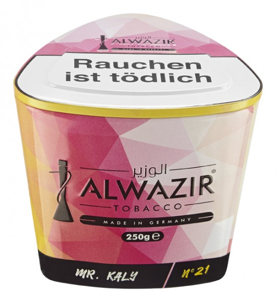Al Wazir - Mr. Kaly (No.21) - 250g