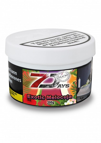 7Days Platin - Exotic Melocuja - 200g