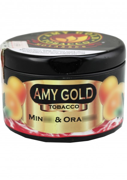 Amy Gold - Minze & Orange - 200g