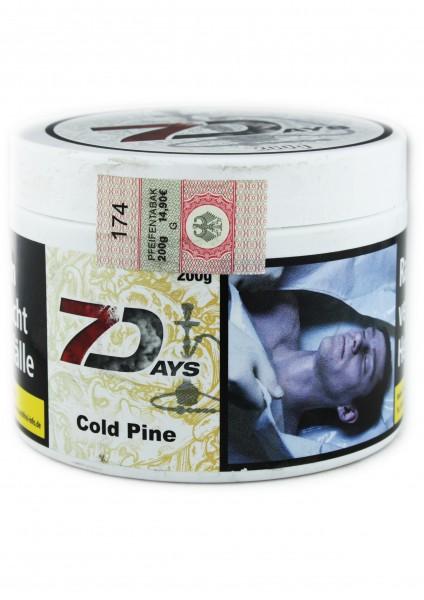 7Days - Cold Pine - 200g