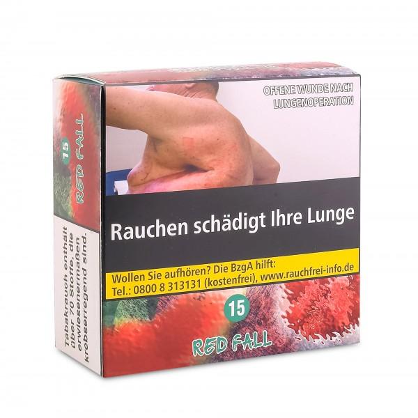 Aqua Mentha Premium Tobacco - Red Fall (15) - 200g