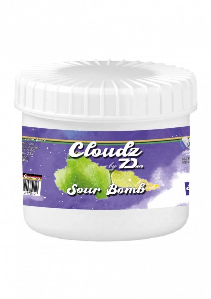 Cloudz by 7Days - Sour Bomb - 50g
