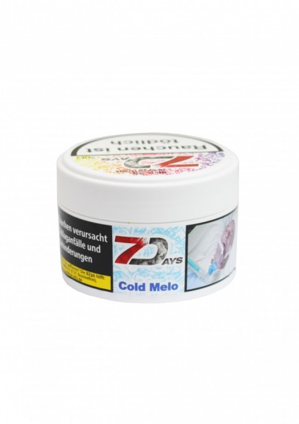 7Days Classic - Cold Melo - 50g