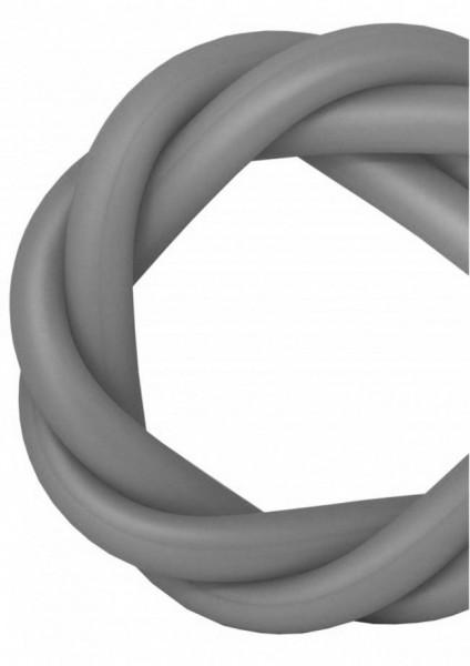 Silikonschlauch - Silver - MATT