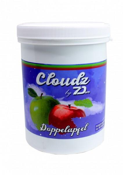 Cloudz by 7Days - Doppelapfel - 500g