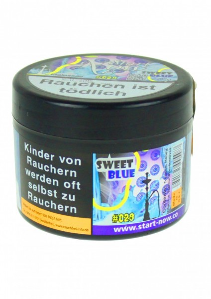 Start Now - Sweet Blue - 200g