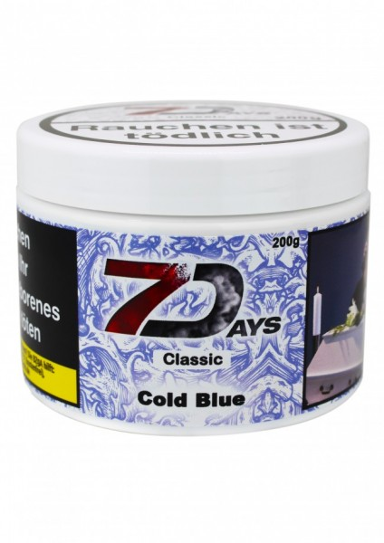 7Days Classic - Cold Blue - 200g