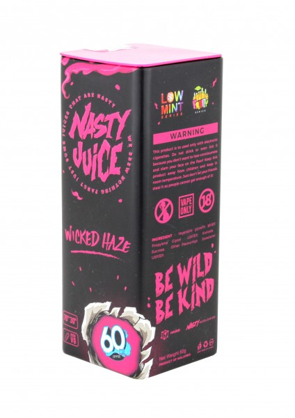 Nasty Juice Liquid - Wicked Haze - 50ml/0mg