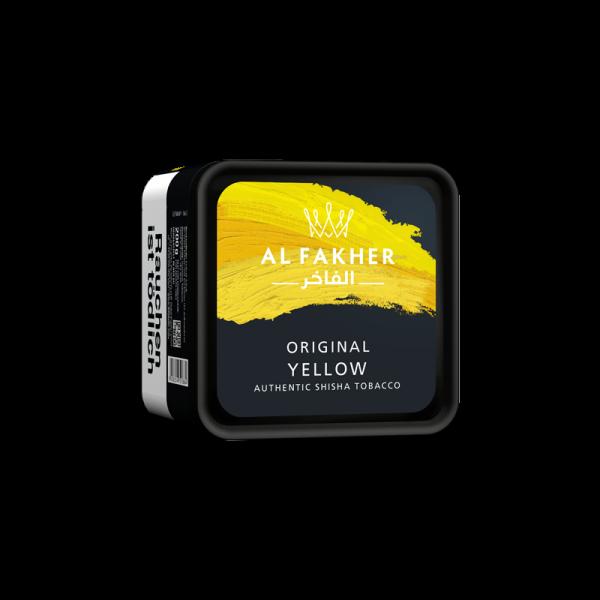 Al Fakher - Yellow - 200g