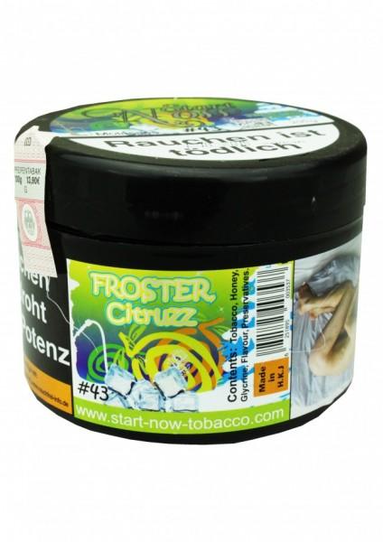 Start Now - Froster Citruzz - 200g
