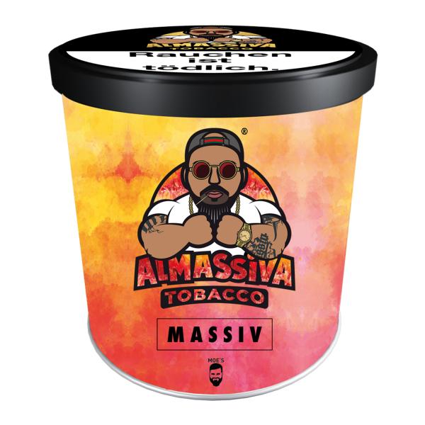 ALMASSIVA Tobacco - Massiv - 200g