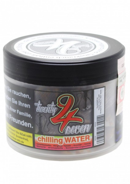 Twenty 4 Seven - Chilling Water - 200g