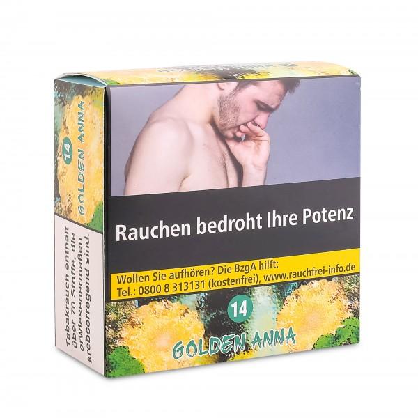 Aqua Mentha Premium Tobacco - Golden Anna (14) - 200g