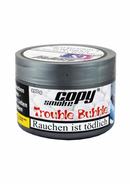 Copy Smoke - Trouble Bubble - 200g