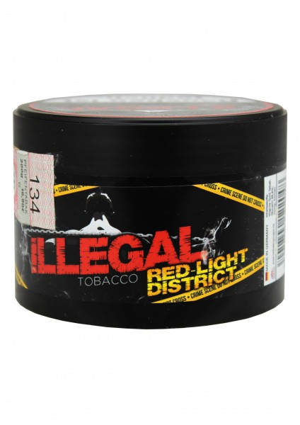 Illegal Tobacco - Red-Light District - 200g